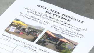 Pismo Beach restaurant starts petition to keep patio