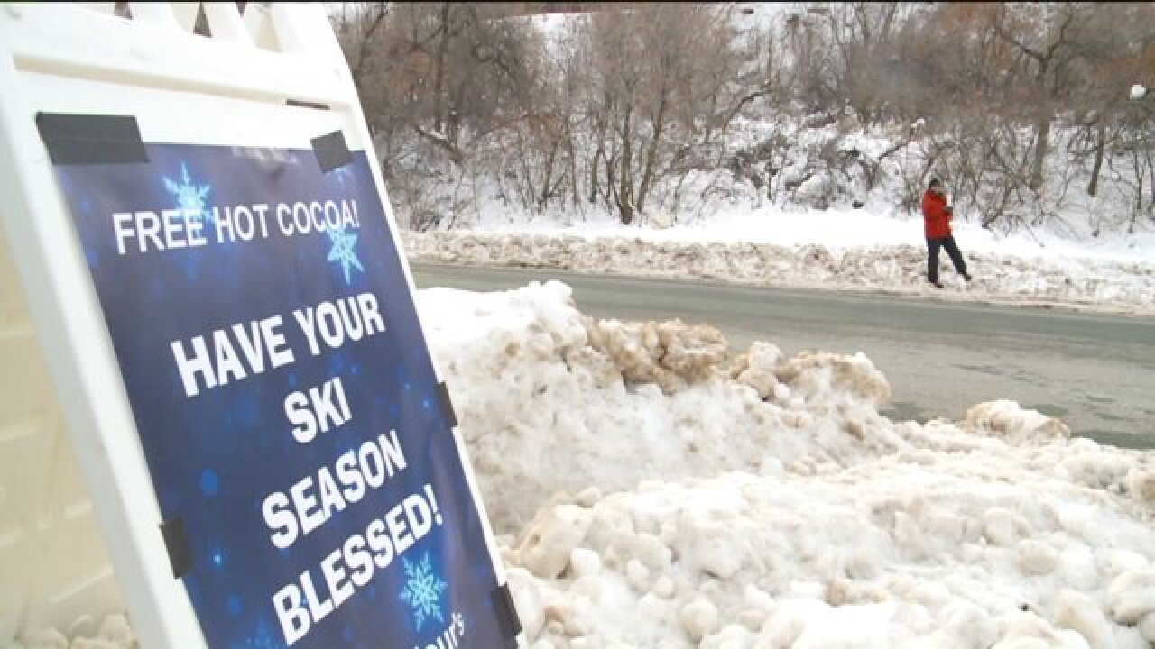 Church says 'Blessing of the Skiers' a way to reach out to community