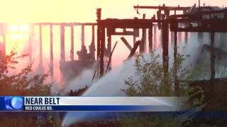 Update on Thursday's house fire near Belt