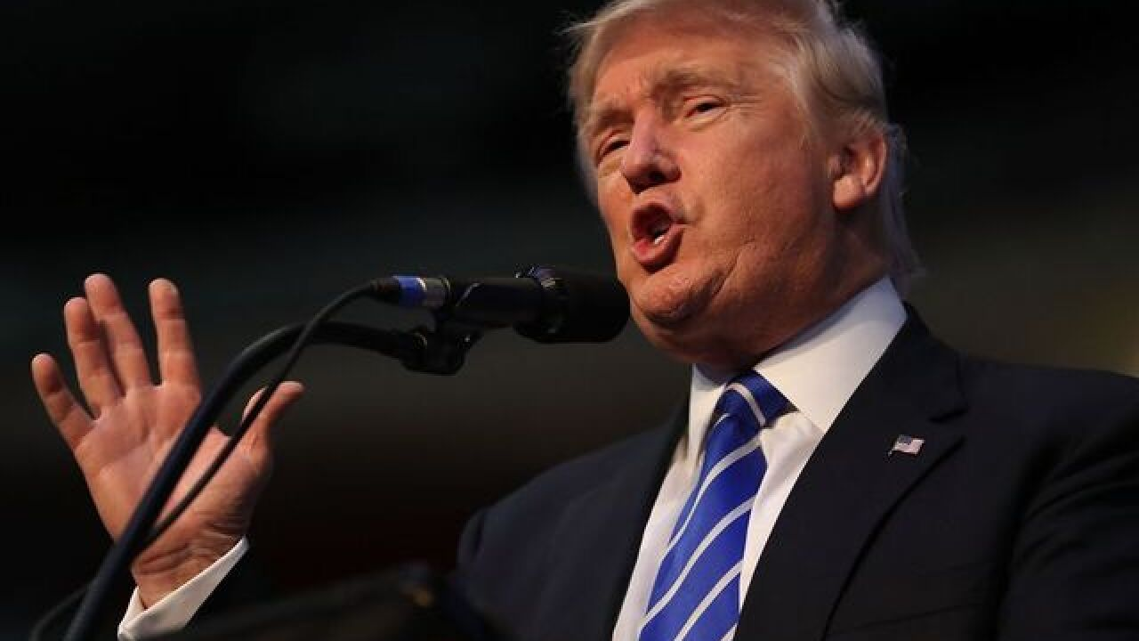 Trump vows to sue every woman who's accused him of illicit behavior