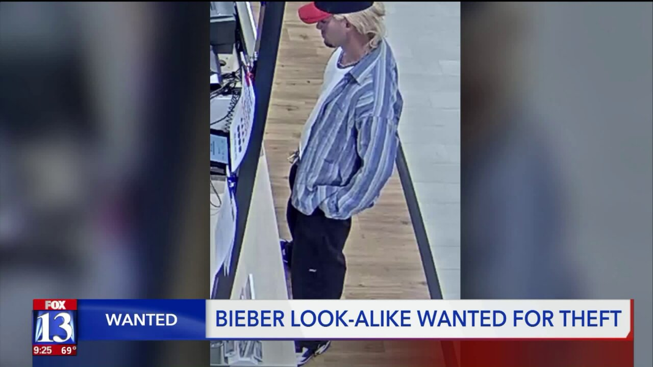 WANTED with Scott McKane: Bieber on a badday
