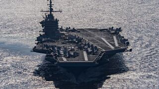 Carrier Air Wing Seven to return home after eight monthdeployment