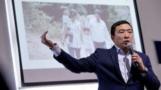 Andrew Yang's wife details alleged sexual assault by OB-GYN