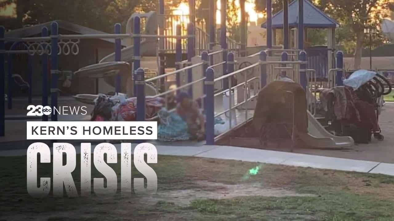 Kern's Homeless Crisis Feature Image