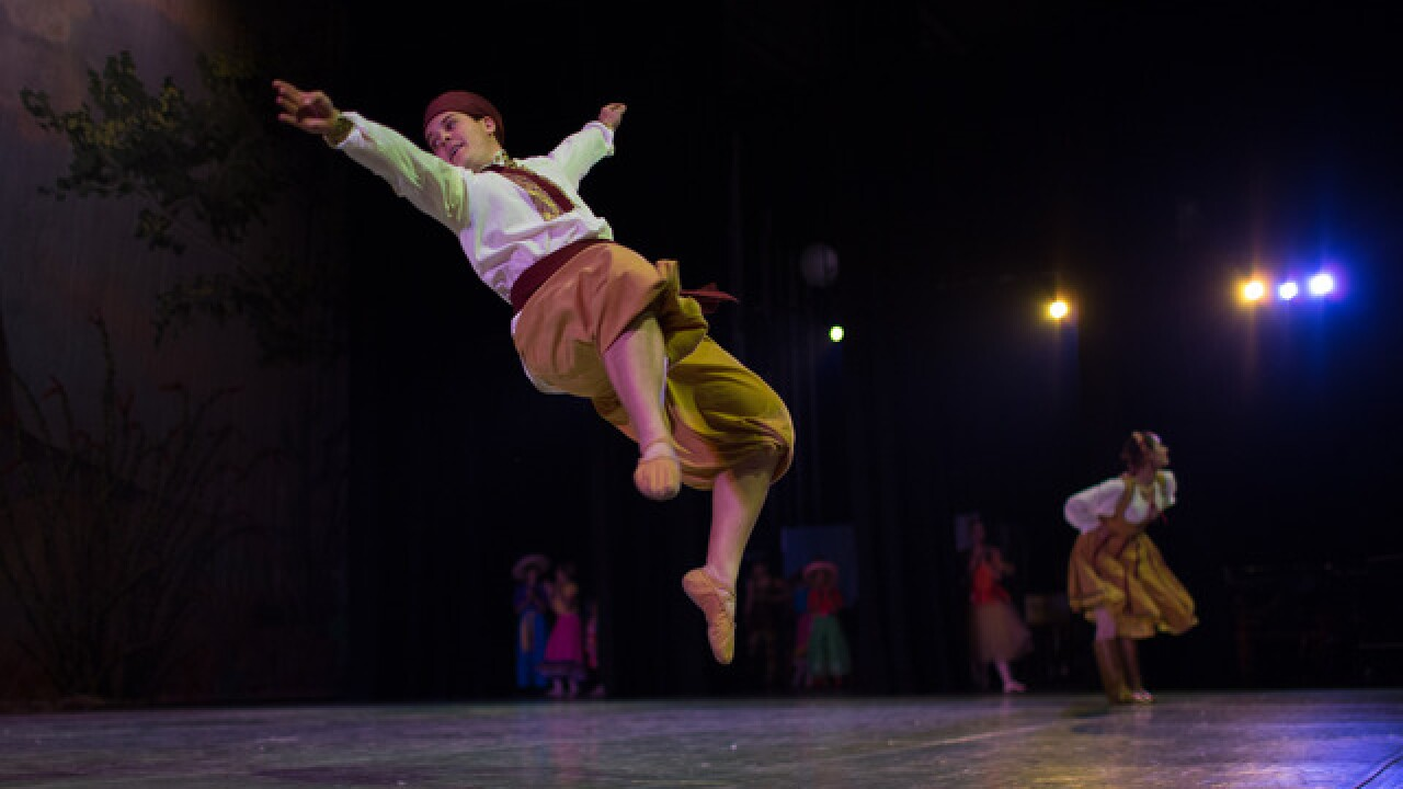 Southwest Nutcracker took the stage this weekend