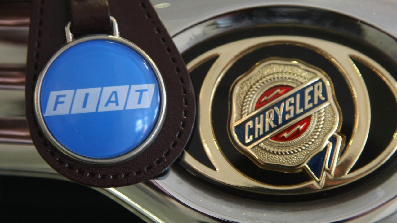 Chrysler Seeks Alliance With Fiat