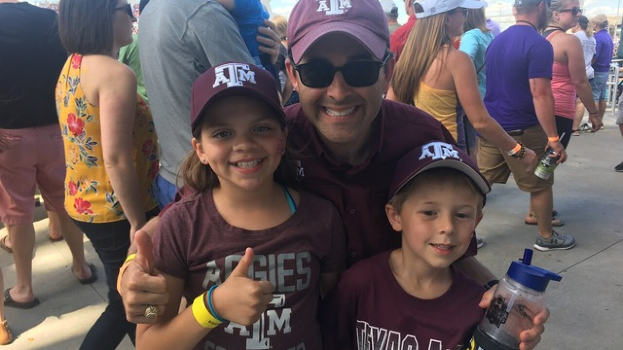 GALLERY: Father's Day at the CWS