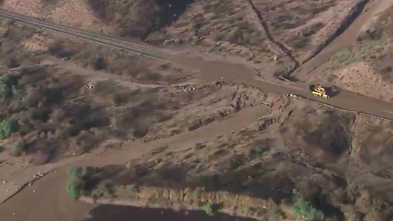 SR 188 Mudslide