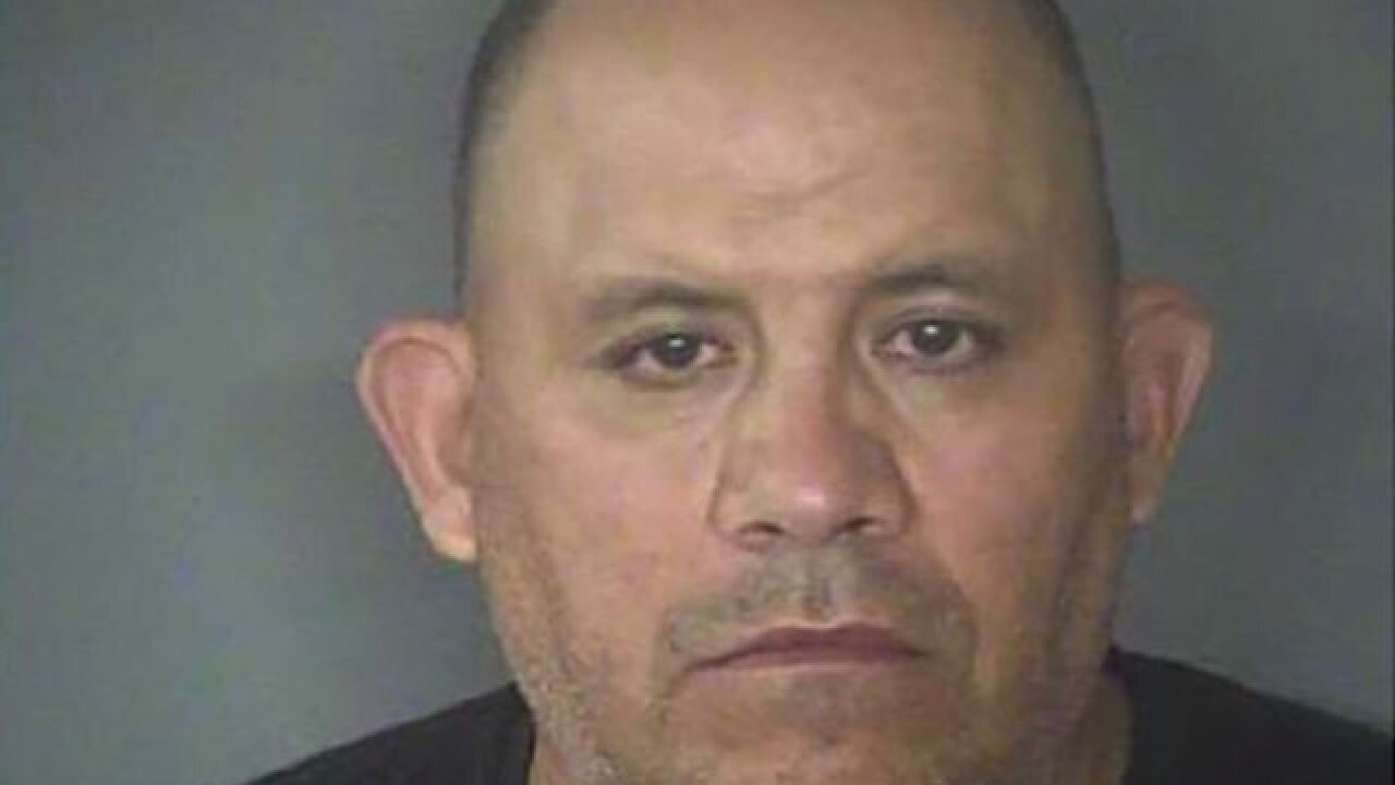 Sheriff's deputy accused of sexually abusing a 4-year-old, then threatening her mom with deportation