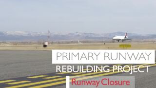 Helena Regional Airport Summer Project Runway Closure Information