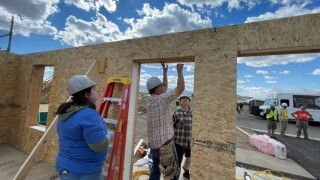 """Helena Habitat for Humanity kicks off """"Blitz"""" to build four homes in 10 days"""