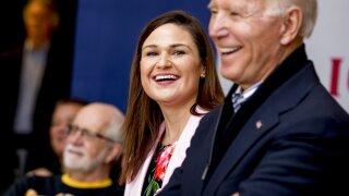 Joe Biden, Abby Finkenauer