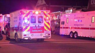 Hazmat team on scene after reported fire in Paterson, NJ