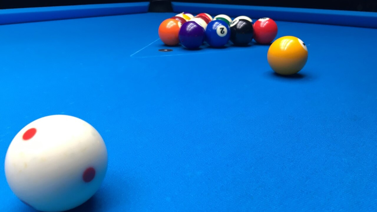 Hampton Roads plays host to major billiards competitions