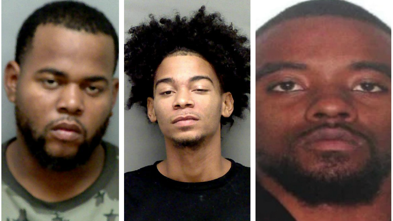 Police: 3 arrested after gas station shooting