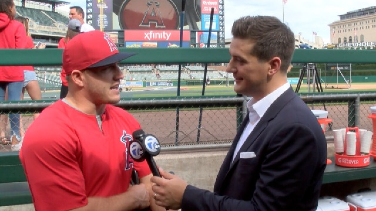 "Mike Trout looks back on MVP battles with Miguel Cabrera: ""He's unbelievable"""