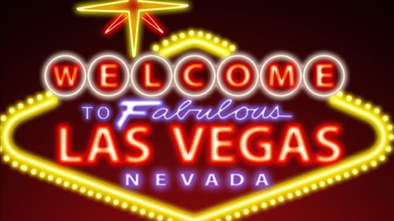 Big Deal: Vegas Week Baby!