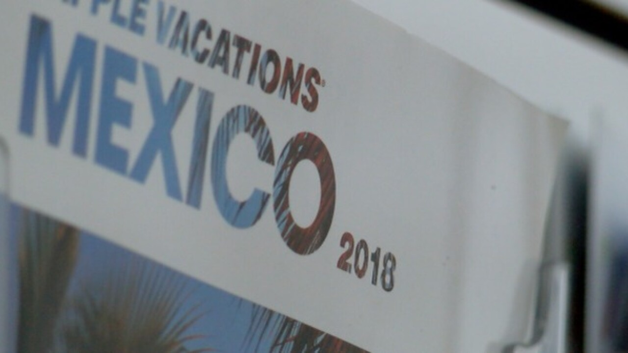 KC travelers booking Mexican trips despite alert