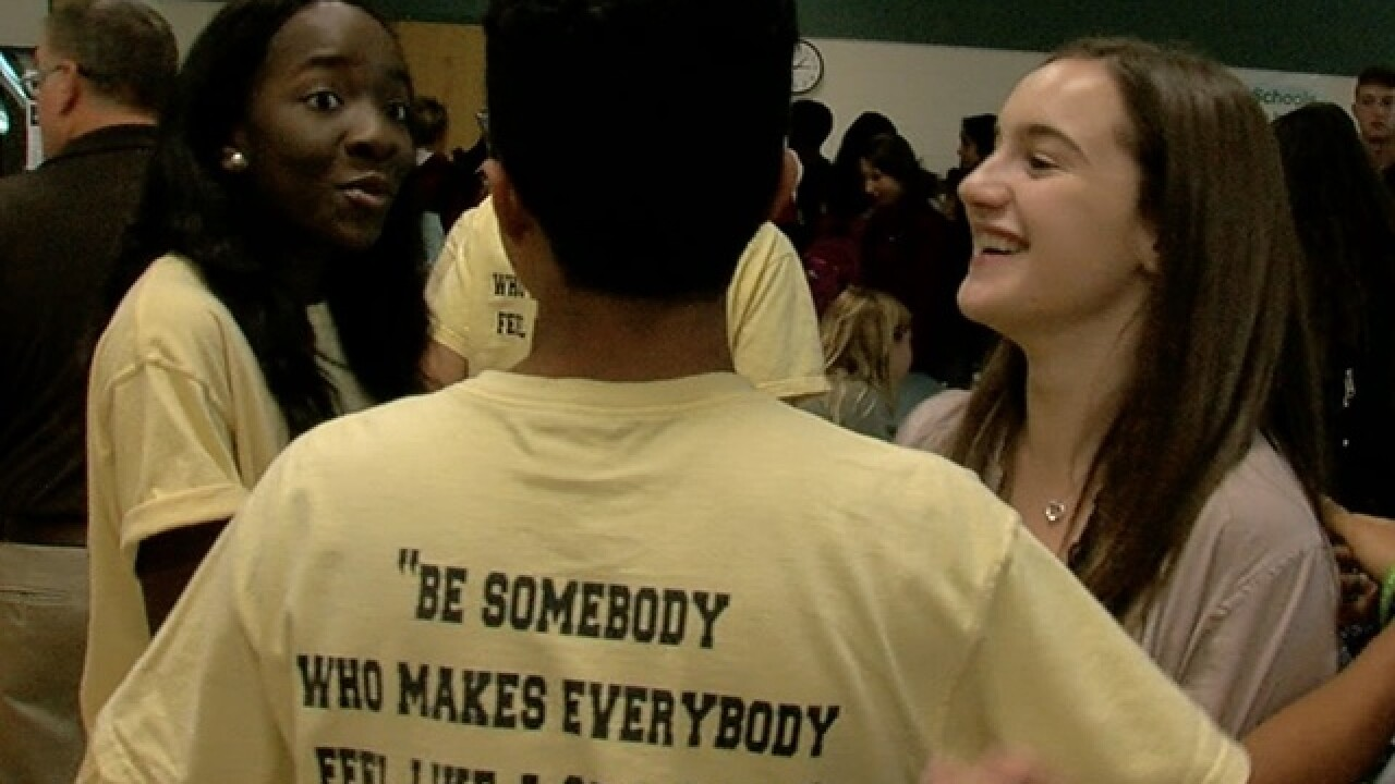 Mason program helps students feel included