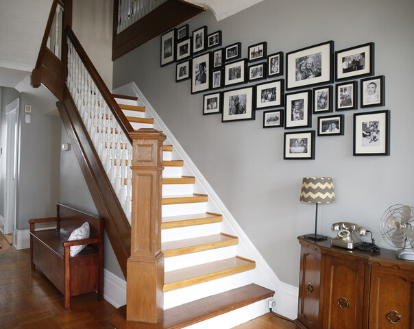 Inside the Tierneys' 100-year-old West Price Hill farmhouse