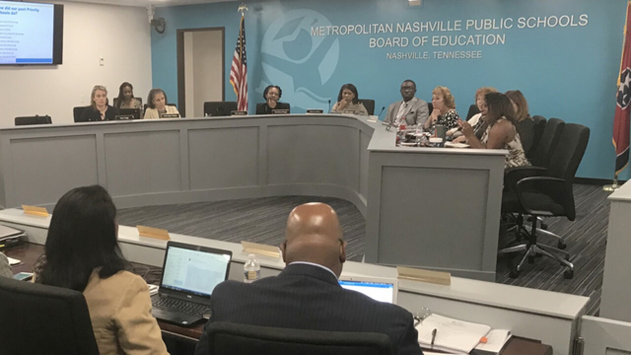 Metro School Board Finally Discusses Harassment Scandal