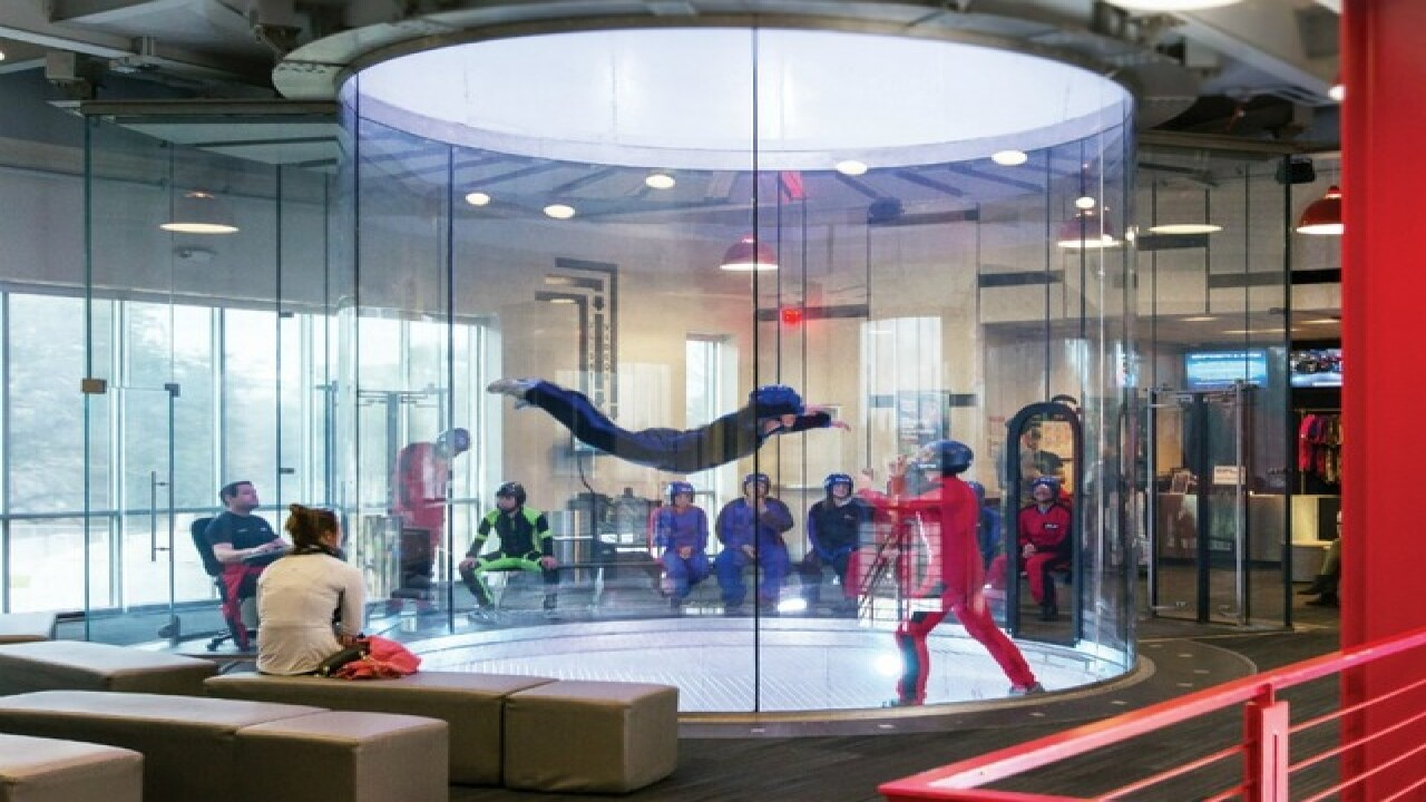 Daredevil? Indoor skydiving comes to Scottsdale