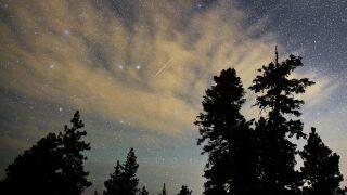 The Delta Aquariid meteor shower begins its peak this weekend
