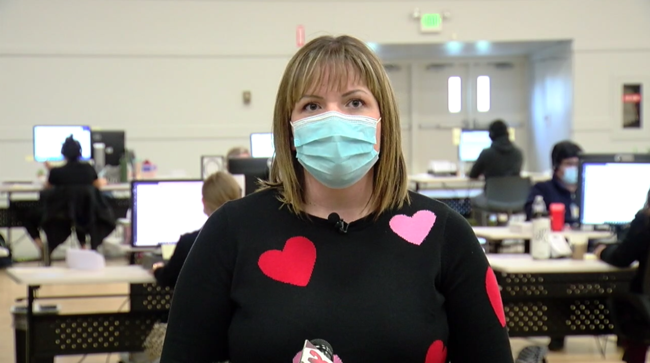 Brynn Carrigan, Kern County Public Health