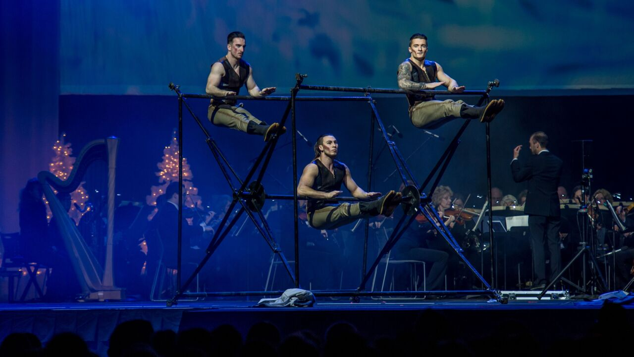 Cirque Musica presents Holiday Wishes
