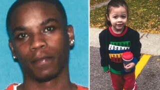 AMBER Alert issued for 2-year-old boy from Lansing