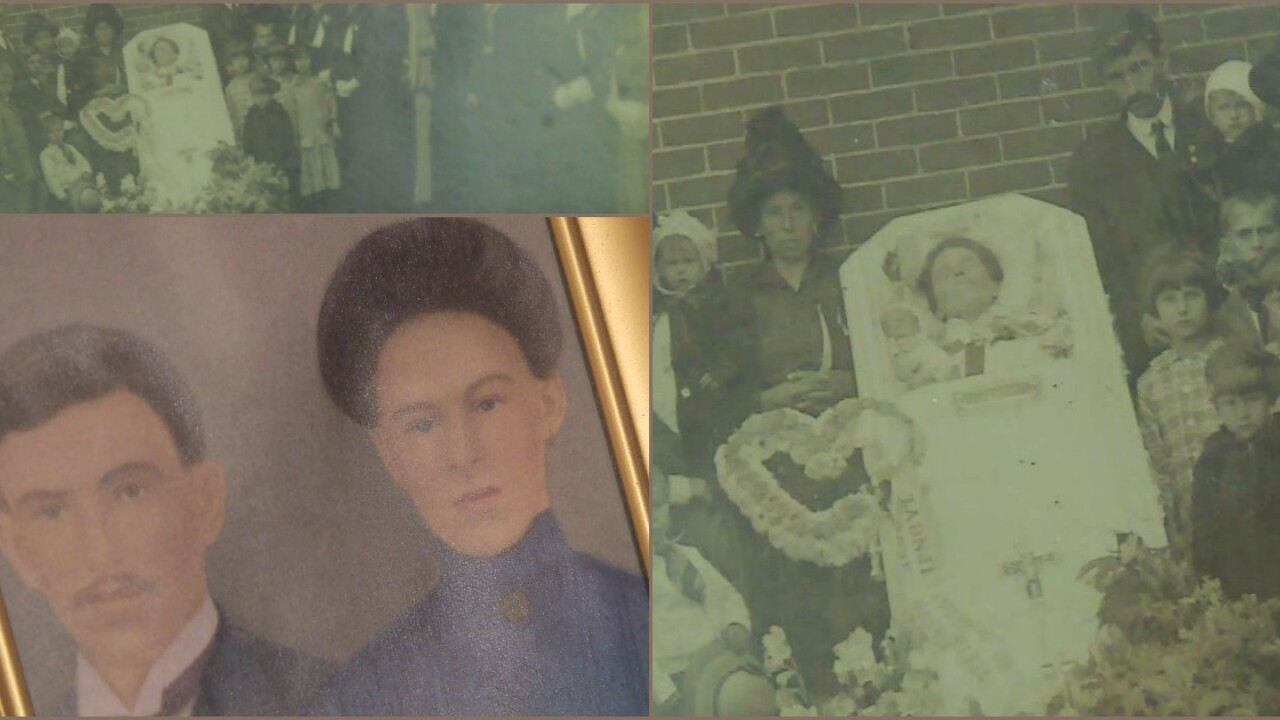 Her grandfather killed his wife in the 1900s. Now she's helping victims of domesticviolence.