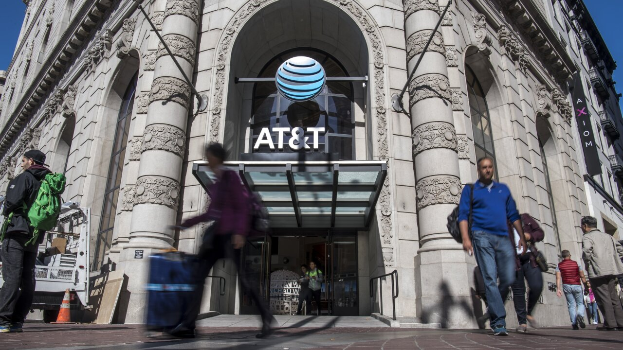 AT&T to pay $60 million over claims about misleading 'unlimited' data plans