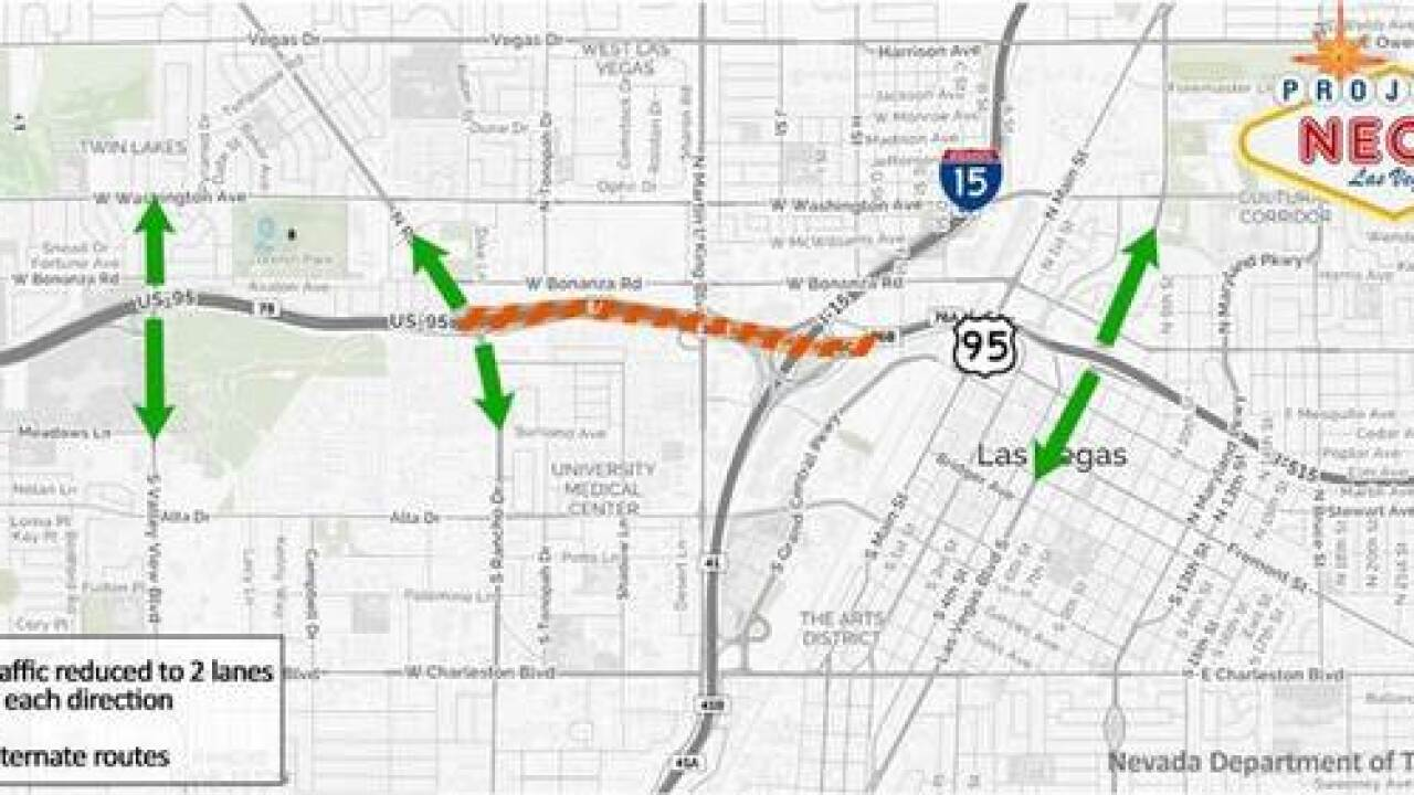 NDOT prepares for 'The Big Squeeze'