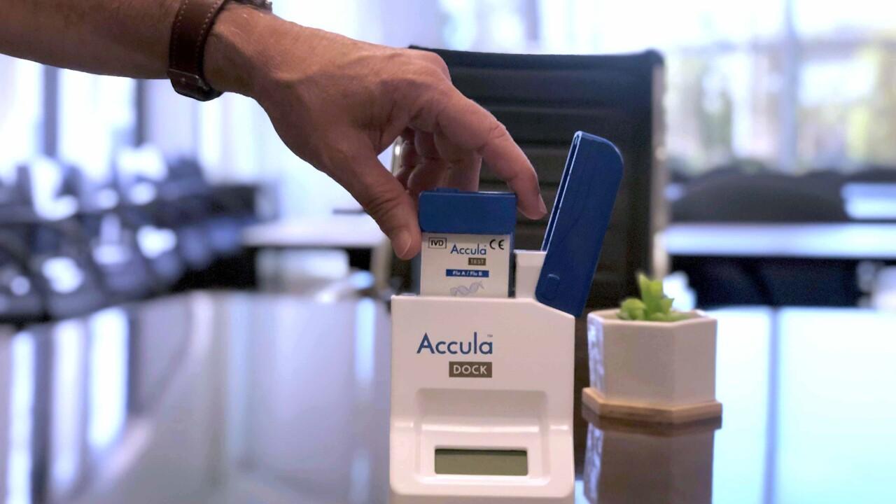 Mesa Biotech rapid test