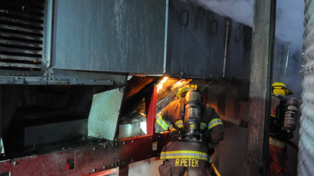 hamlin farm fire casco township 112819 2.JPG