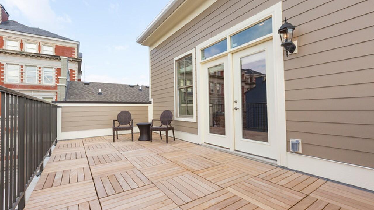 OTR's Elm St. getting new single-family homes