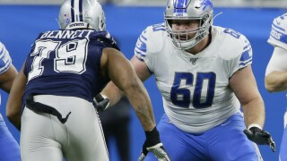 Broncos open free agency  by signing offensive lineman Graham Glasgow
