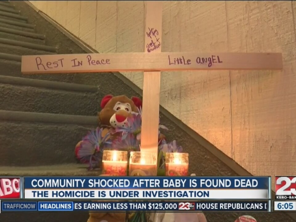 1 arrested in death of 8-month-old in Tehachapi