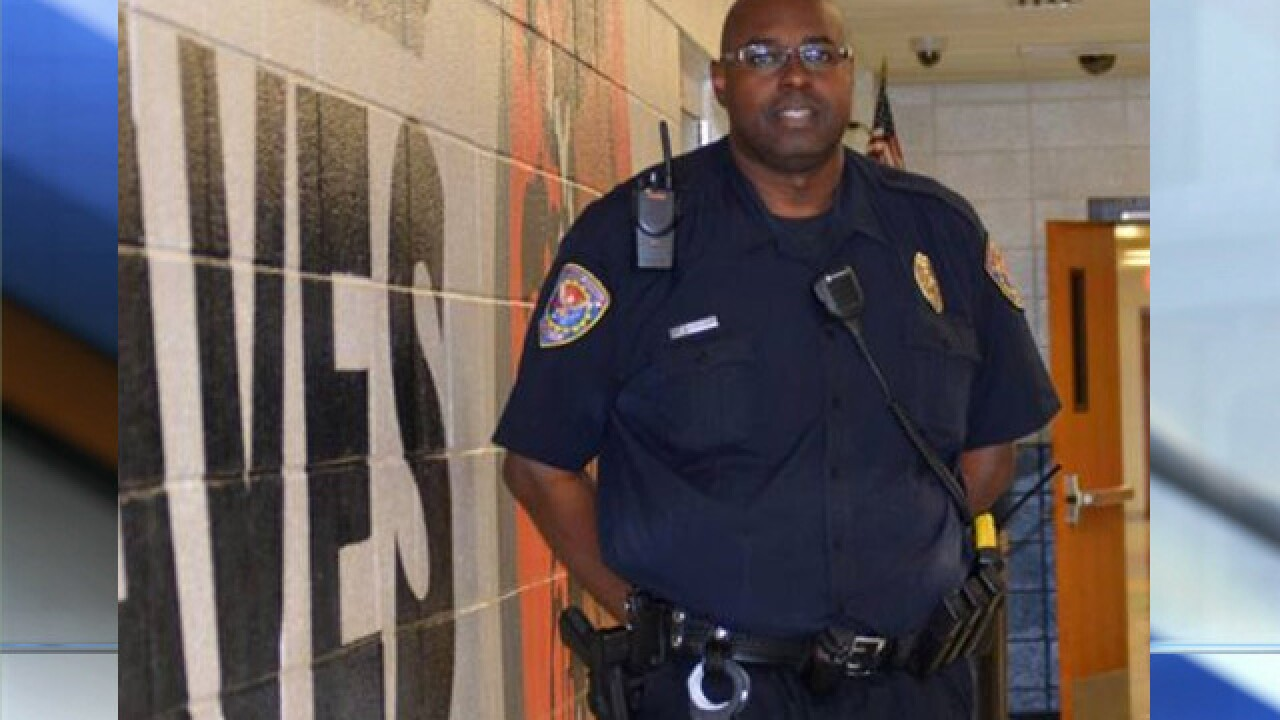 White House to honor Bonner Springs officer