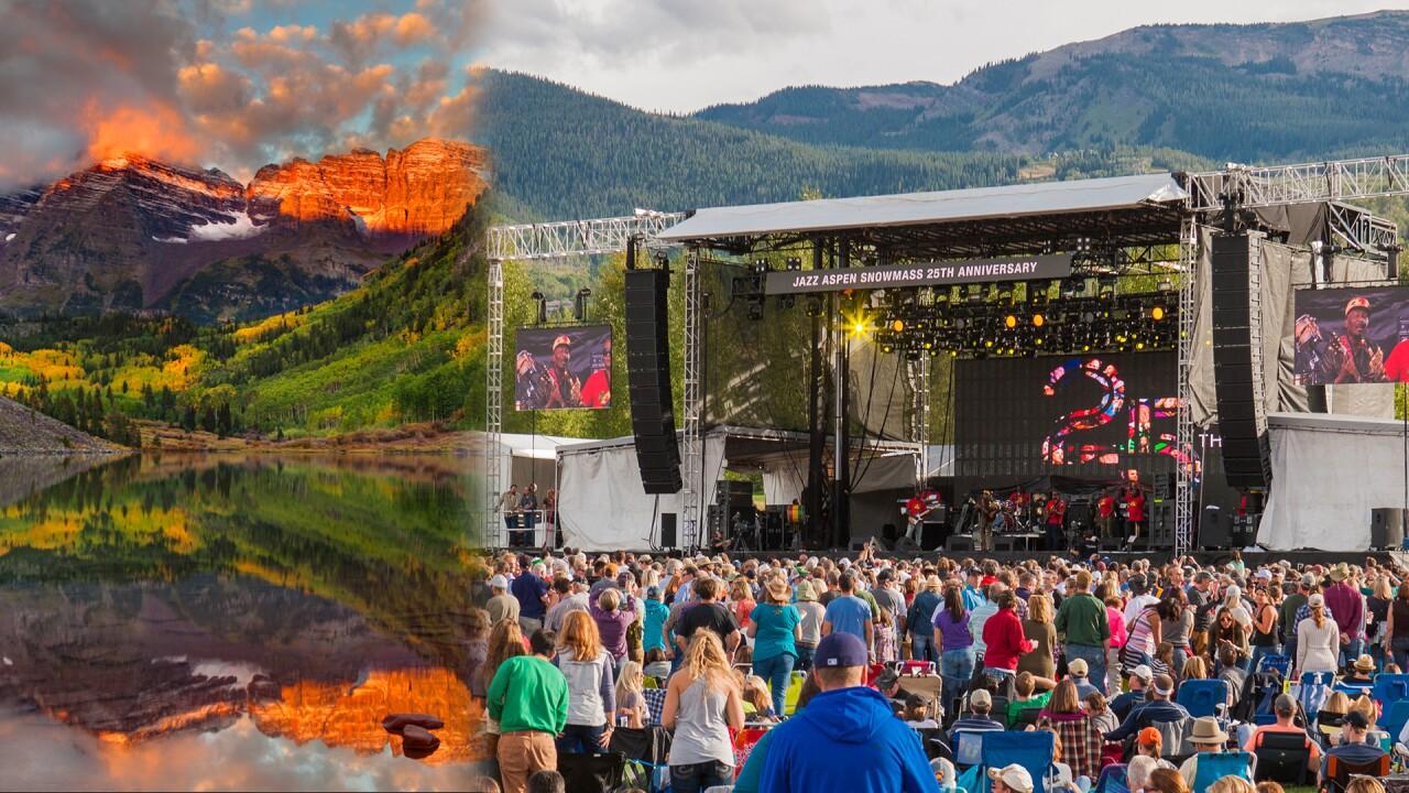 Aspen Jazz Aspen Festival