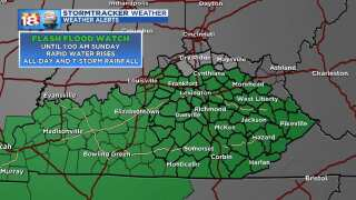 Rain and Storms Before a Much-Needed Dry Pattern