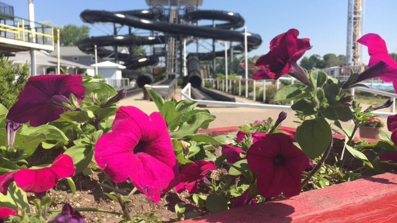 PHOTOS: Indiana Beach gets a facelift for 2016