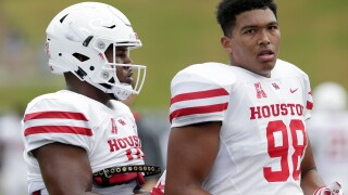 Houston Rice Football Payton Turner