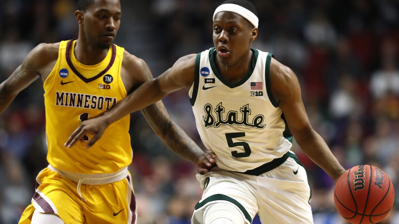 Cassius Winston prepares for 'dream' as NBA draft is here
