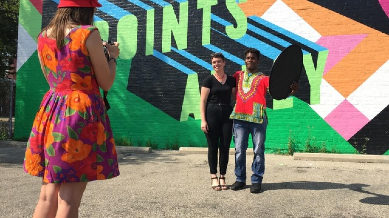Uniting Walnut Hills with artsy community events