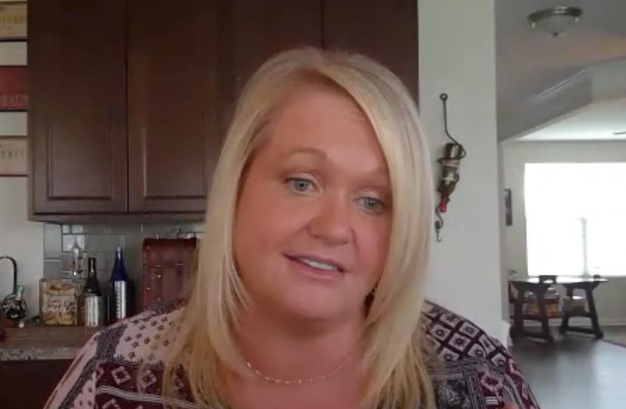 Kristi Burre, director of Ohio Office of Children Services Transformation