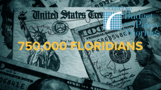 750,000 Floridians waiting for stimulus money