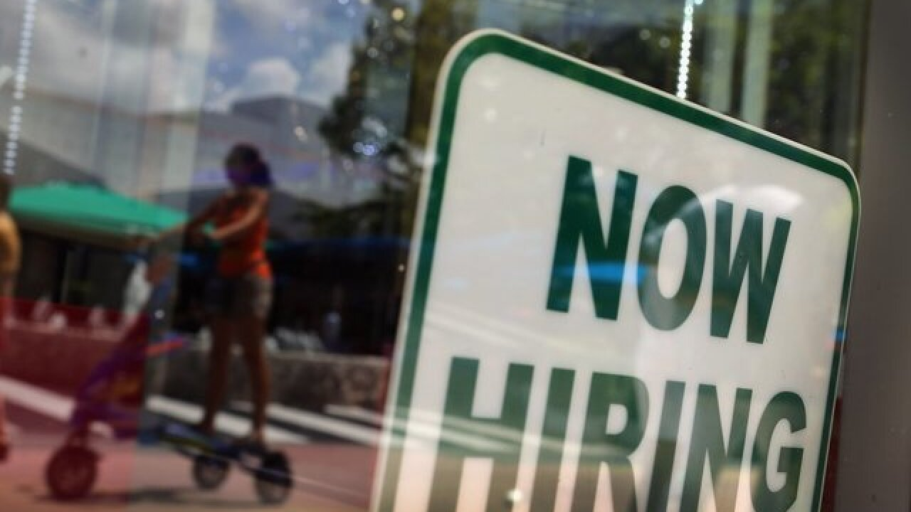 State unemployment rate dips to 4.6 percent