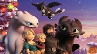 There's A New 'How To Train Your Dragon' Holiday Special
