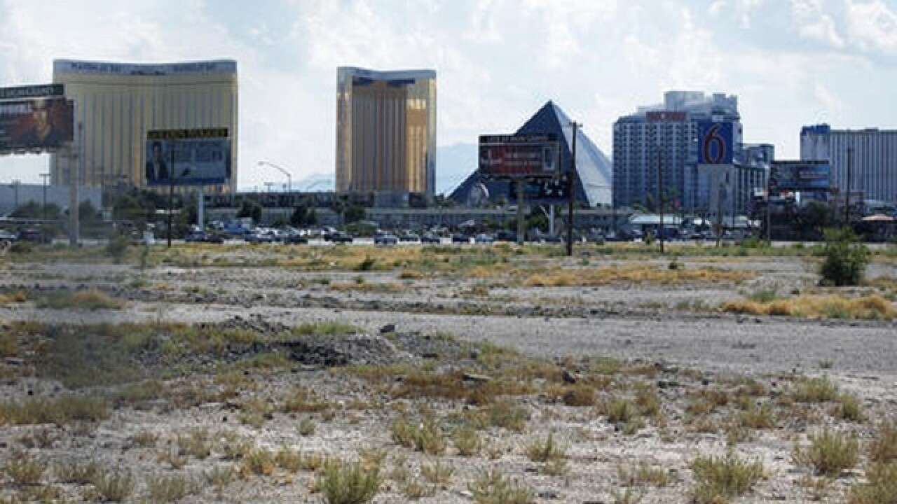 Las Vegas casino industry leaders back stadium proposal